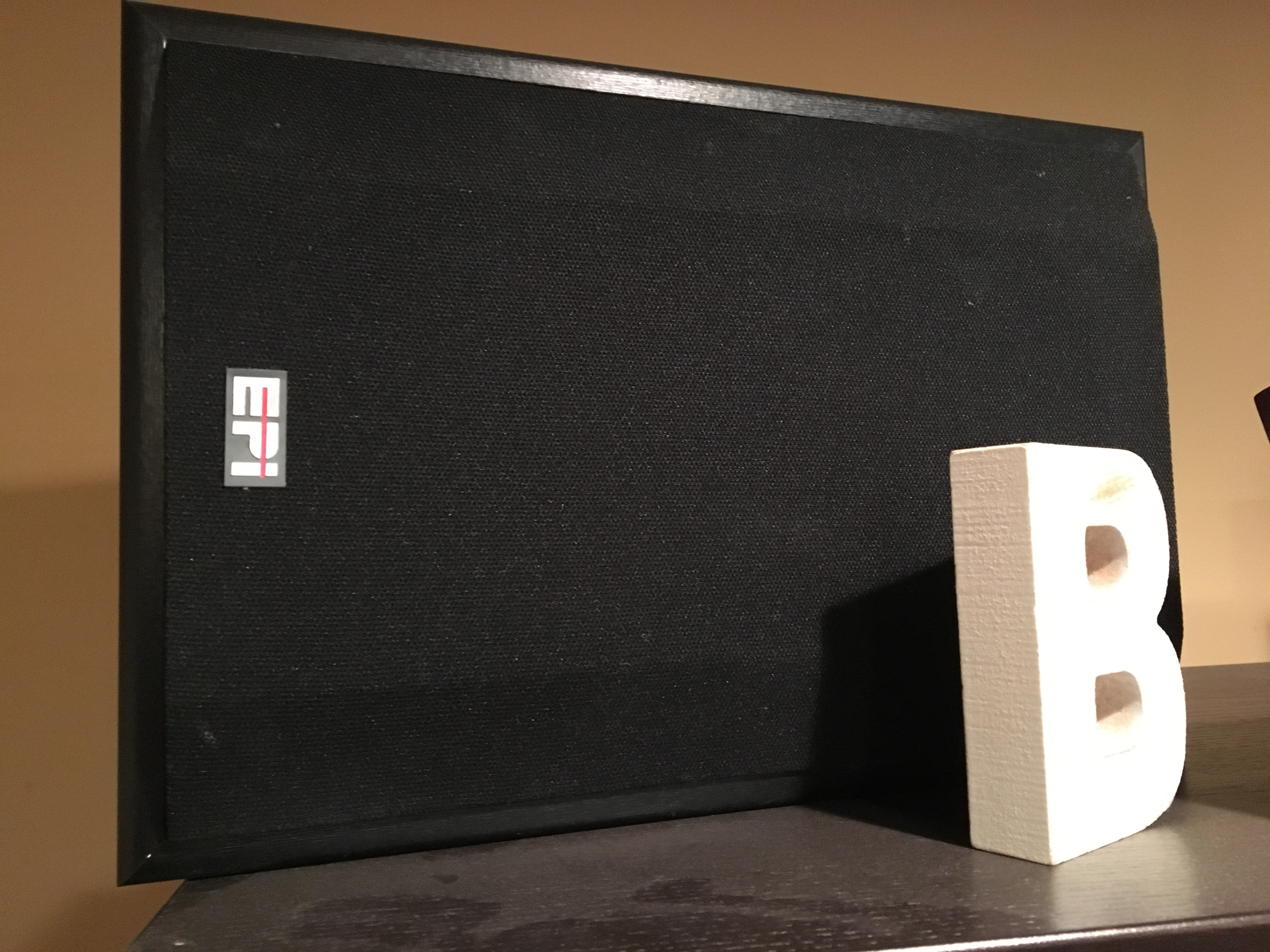 Speaker feedback