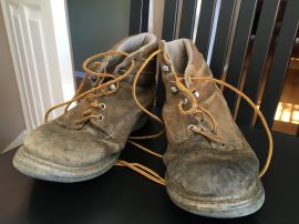 My UPS boots 04282019